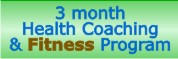3 month Health Coaching & Fitness Program